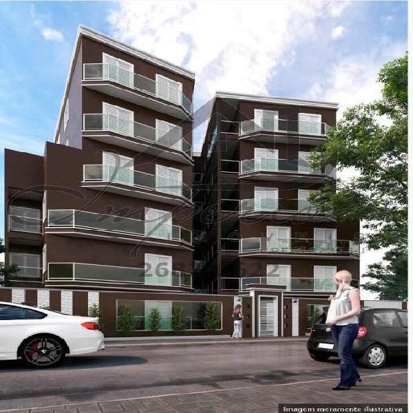 Apartamento para venda possui 40 metros quadrados com 2
