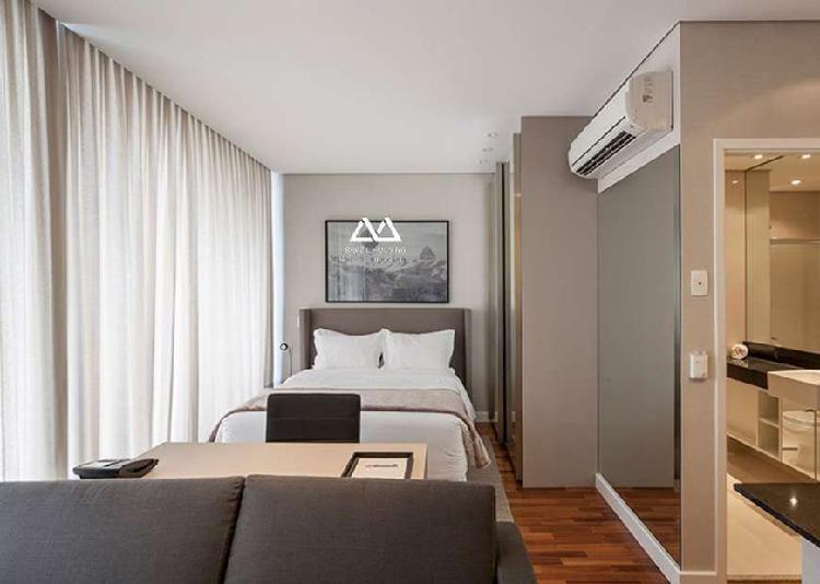FL RESIDENCE FARIA LIMA 4300 Apartamento moderno bacana com
