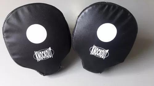 Manopla - Aparador De Soco Mma Boxe Muay Thai