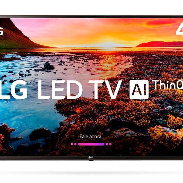 """Smart TV LED 43"""" Full HD LG"""