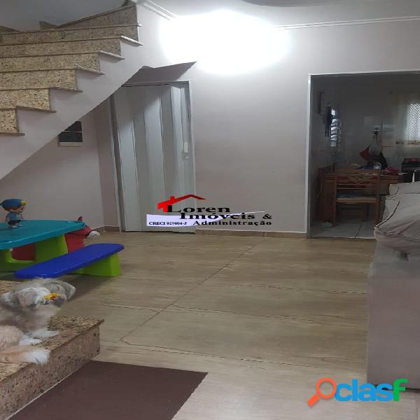Sobrado 2 dormitórios Parque São Vicente!