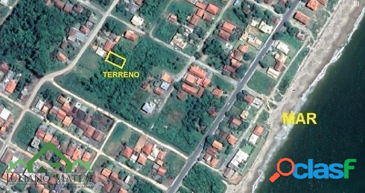1394 Terreno l Balneário Barra do Sul - Salinas