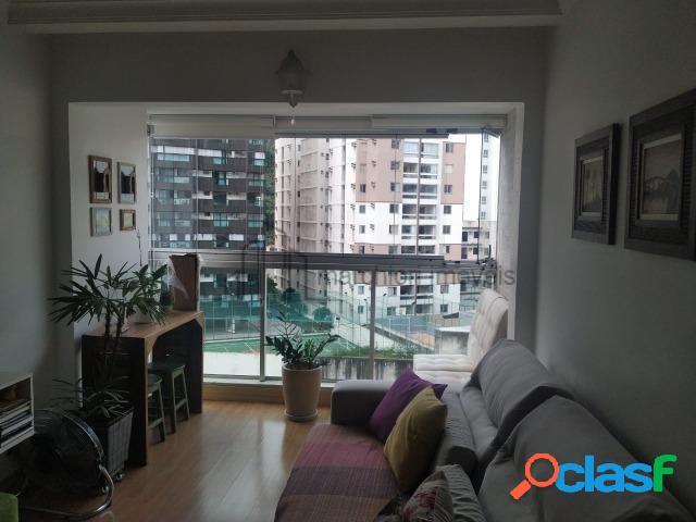 Apartamento 3 quartos(1 suíte), Montado, Varanda e sol da
