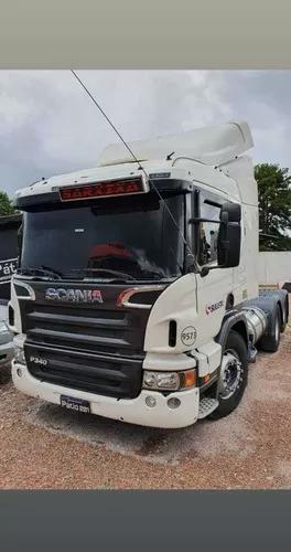 Caminhão Scania P 340 2010 6x2 Trucado P340