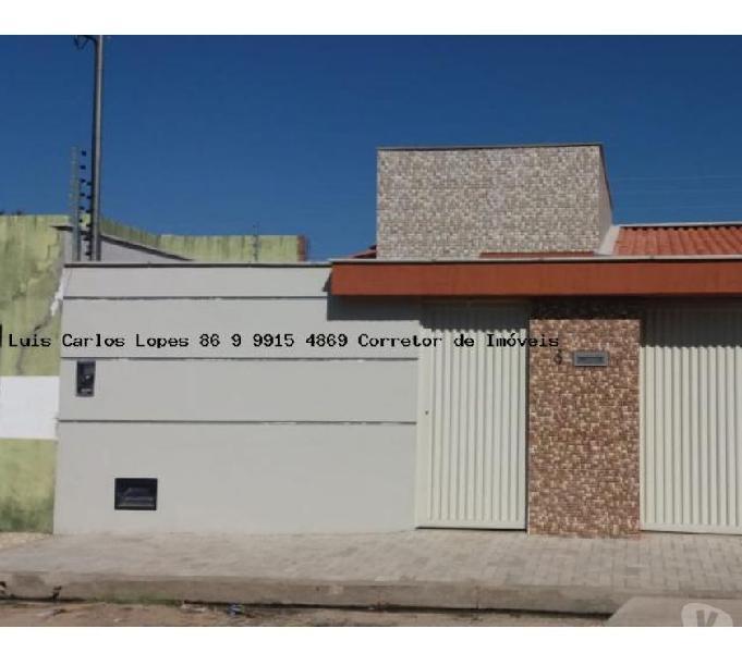 Casa Nova, Bairro Uruguai, Próximo Uninovafapi - Pronta