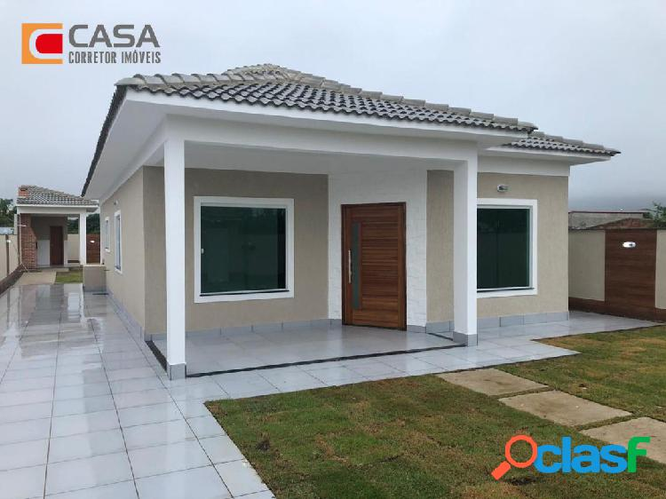 Casa com 3 quartos em Itaipuaçu, Jardim Atlântico!