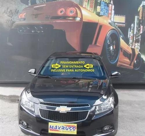 Chevrolet Cruze CHEVROLET CRUZE 1.8 LTZ 16V FLEX 4P