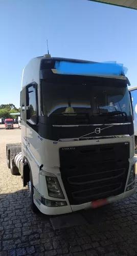 Volvo Fh 540 6x4 2016 Automático Teto Alto Globetrotter