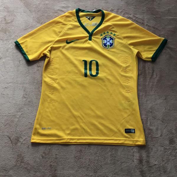 camisa seleção brasileira l708