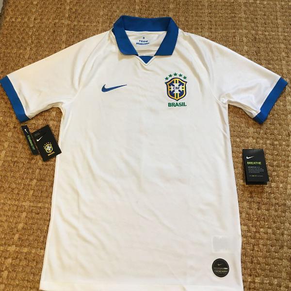 camisa seleção brasileira nova, com etiquetas!