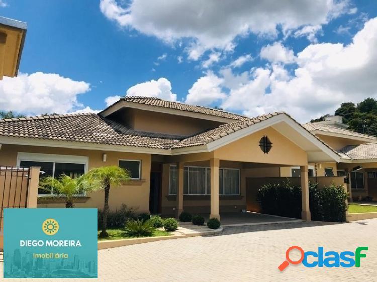 Casa á venda em Atibaia em condomínio com 3 dormitórios