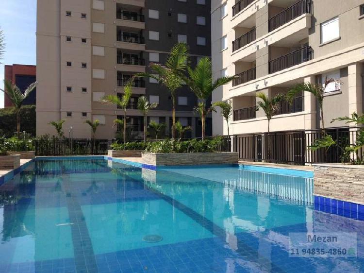 LIFE PARK - ALPHAVILLE, Apartamentos 2 Dormitórios(Suíte),