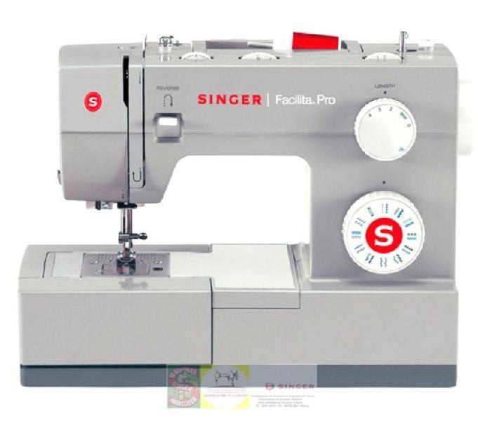 Máquina Costura Singer Facilita Pro 4423-110V-NOVAS.