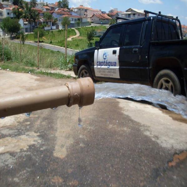 Poço semi artesiano e Fossa séptica ambientalmente correta