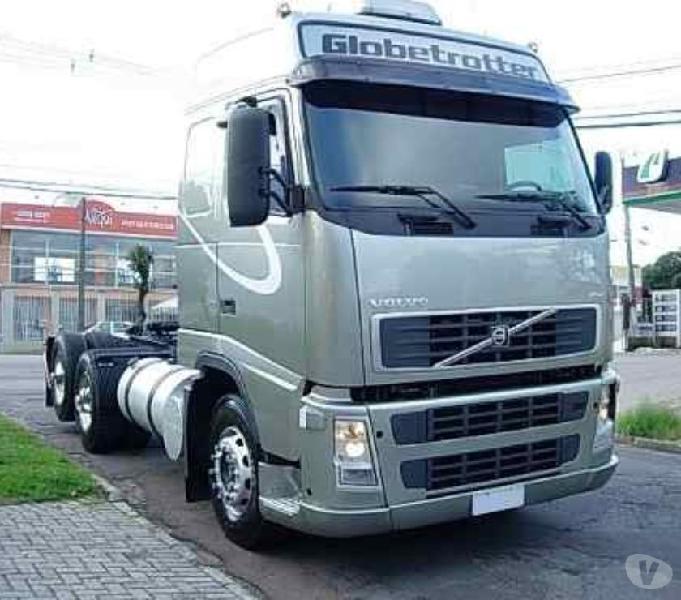 Volvo Fh 440 6x2 Ishift Globetrotter Ano 2011