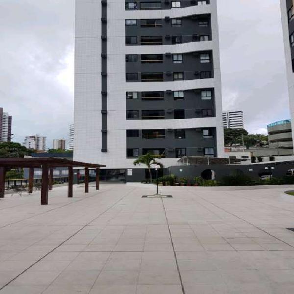 Apartamento para aluguel possui 57 metros quadrados com 2