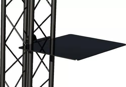 Bandeja De Apoio - Pedestal Tv Chão - Boxtruss Q15