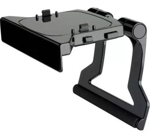 Suporte Xbox 360 Kinect Clipe Para Prender Na Tv Led Lcd