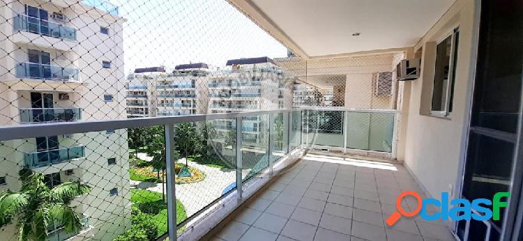 Apartamento 100m², 2 quartos, Le parc - Barra da Tijuca