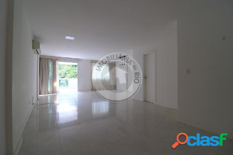 Apartamento 128m², 3 quartos, Rua Gilberto Amado - Jardim
