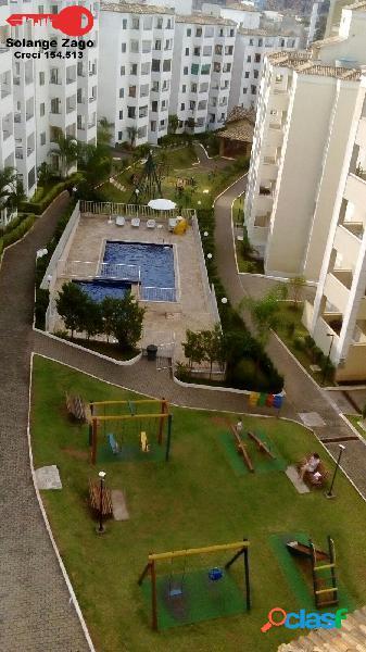 Apartamento a Venda Horto do Ipê, 62 mts, 2 dorms,