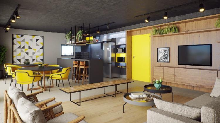Apartamento a preço de custo a 450 metros da UFSC.