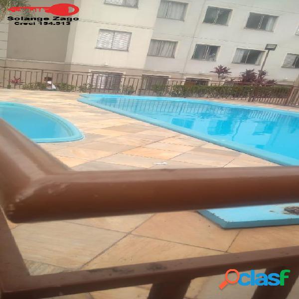 Apartamento no Horto Do Ypê - Campo Limpo - Zona Sul S/P -
