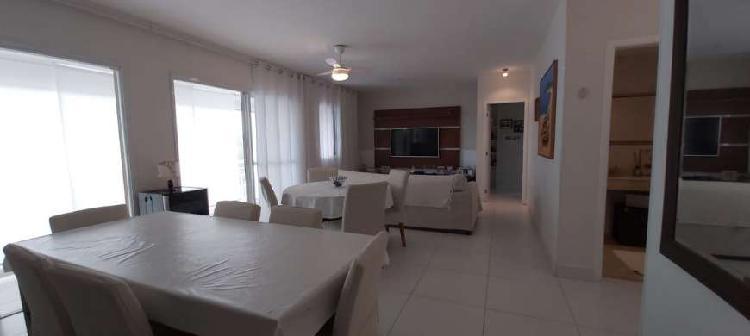Apartamento para venda com 148m², 3 suítes e 3 vagas com
