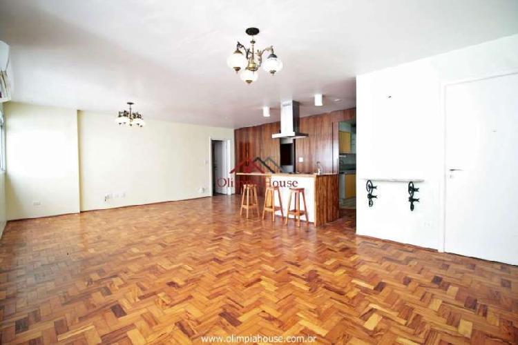 Apartamento à venda com 154m² - Itaim Bibi, São Paulo.