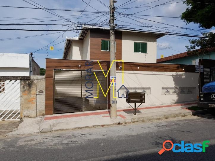 Casa 2 quartos 2 vagas Santa Amélia