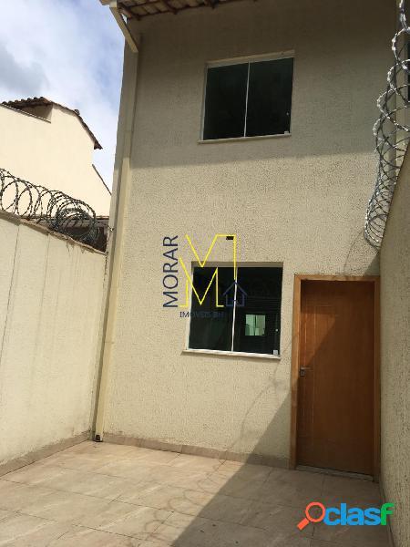 Casa 2 quartos - Santa Amélia em Belo Horizonte/MG