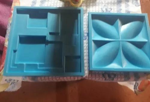 Formas De Silicone Para Gesso 3d