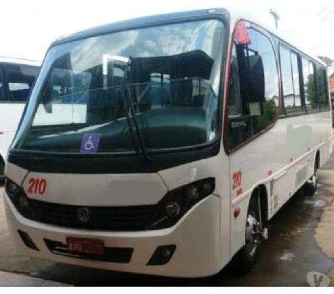 Micro Onibus Comil Piá Executivo Cód.6271 ano 2010