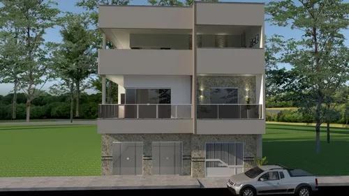 Projetos Arquitetônicos 2d E 3d