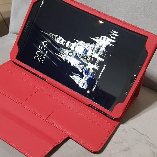Tablet Samsung Galaxy Tab E + Case e película!