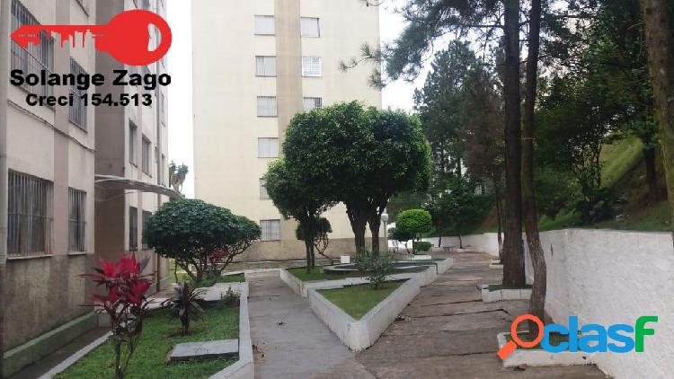 Apto a Venda Inocoop C. Limpo, 53 mts, 2 dorms, EXCELENTE