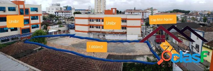 TERRENO COMERCIAL CENTRO DE SÃO VICENTE