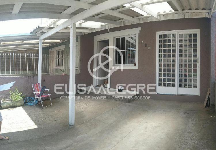 Casa para Venda em Sapucaia do Sul, Fortuna, 3 dormitórios,