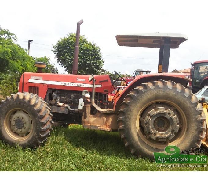 Trator Massey Ferguson 297 4x4 (Todo Original!)