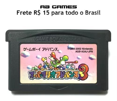 Yoshi's Island Japonês Game Boy Advance Gba