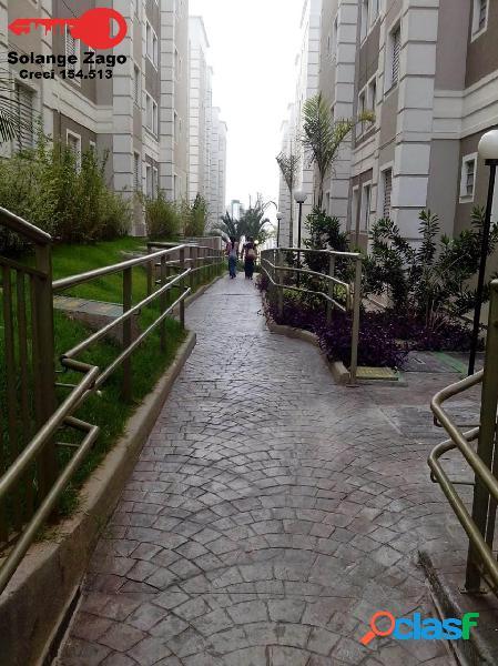 Apartamento LINDO Para Venda, Horto do Ipê, 47 mts, 2