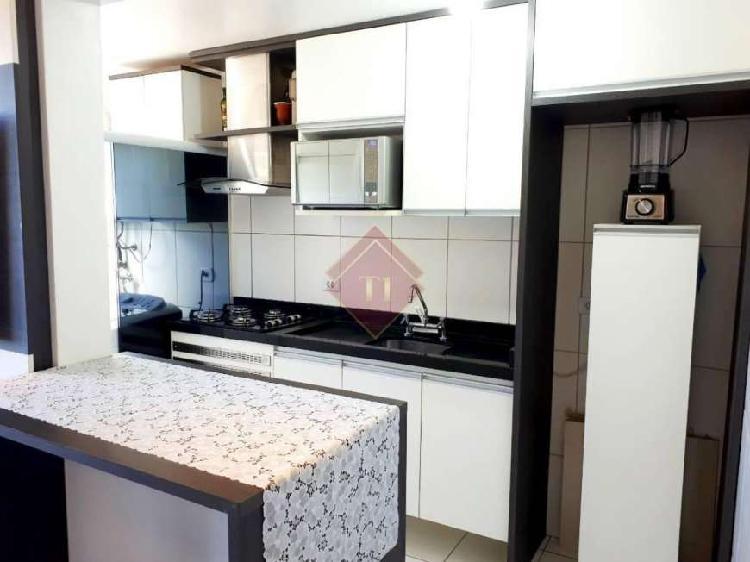 Apartamento Mobiliado De 2 Quartos Com Vaga no Pinheirinho -