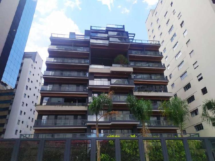 Apartamento para venda com 158 metros quadrados com 2