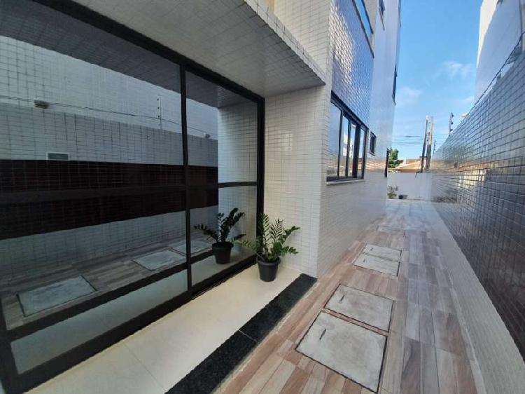 Apartamento para venda possui 75 metros quadrados com 3