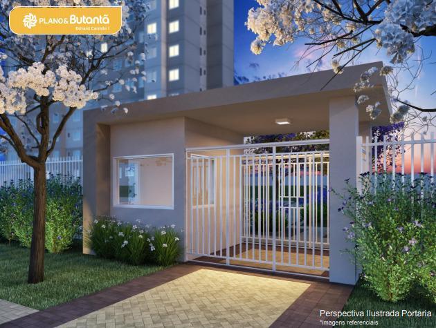Apartamento para venda tem 41 metros quadrados em Jardim