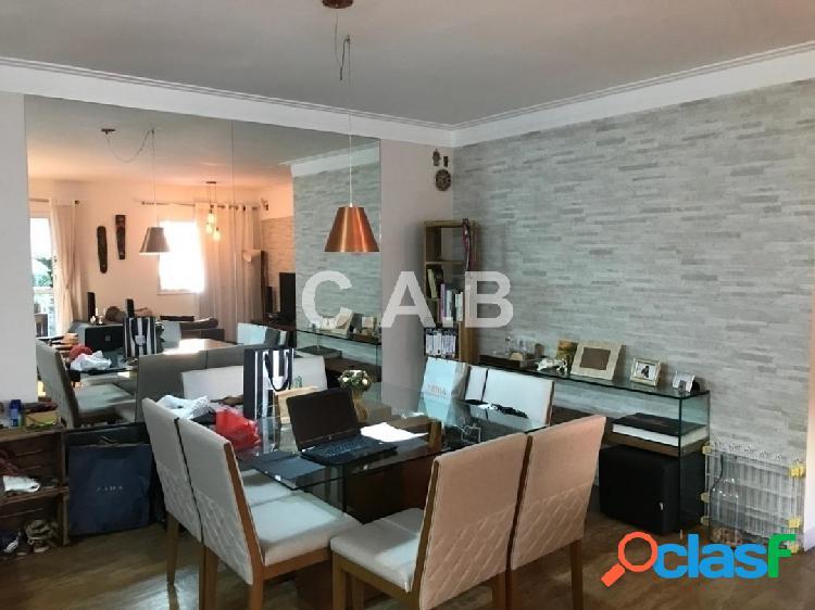 Apartamento semi mobiliado para locação Alpha Style- 2