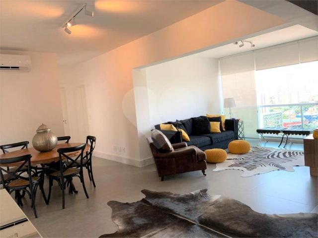 Apartamento à venda com 2 dormitórios em Campo belo, São