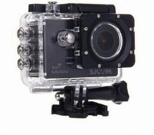 Camera de Acao Sjcam SJ5000 14MP/1080P/ Wi Fi eLente de 1700