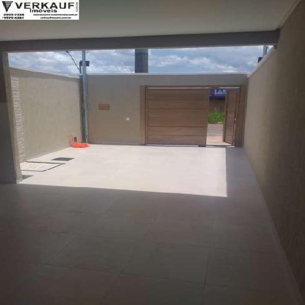 Casa 2 quartos - Res Vereda dos Buritis - Goiânia / Go