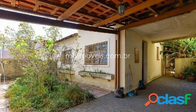 Casa 2 quartos à venda na Rua Manduri - Jardim Paulistano
